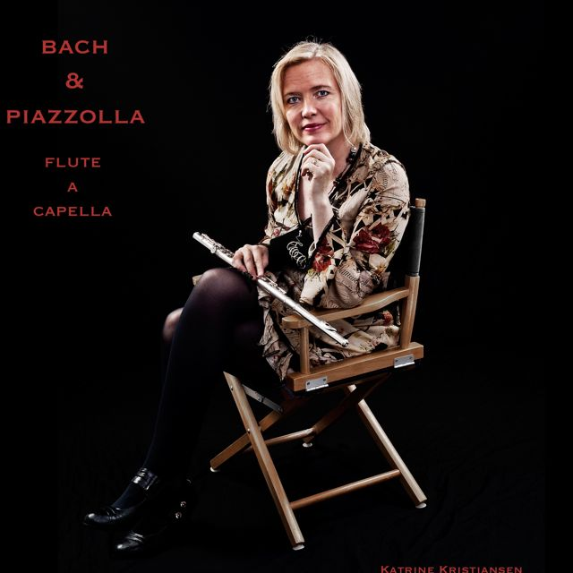 Cover Bach & Piazzolla album